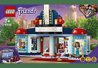 LEGO 41448 Heartlake City Kino Bausatz, Mehrfarbig
