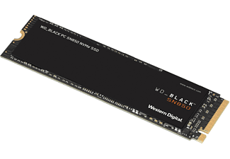 WD BLACK SN850 NVMe, PCIe 4.0, 1 TB, SSD, intern