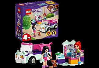 LEGO 41439 Mobiler Katzensalon Bausatz, Mehrfarbig