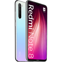 "Móvil - Xiaomi Redmi Note 8, Blanco, 64GB, 4GB RAM, 6.3"" Full HD+, Qualcomm® Snapdragon™ 665, 4000mAh, Android"