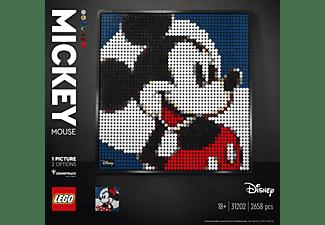 LEGO 31202 Disney's Mickey Mouse Bausatz, Mehrfarbig