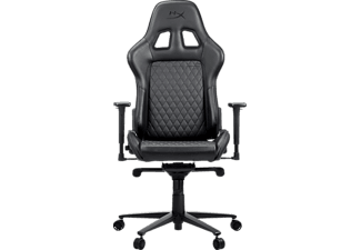 HYPERX LICENSE HX-367521 Gaming Stuhl, Schwarz