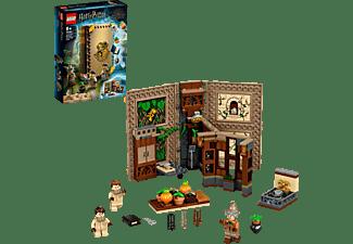 LEGO 76384 Hogwarts™ Moment: Kräuterkundeunterricht Bausatz, Mehrfarbig