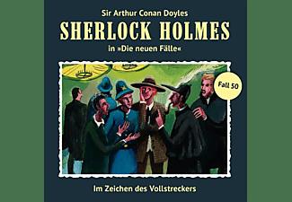Holmes Sherlock - Im Zeichen Des Vollstreckers (Neue Fälle 50)  - (CD)