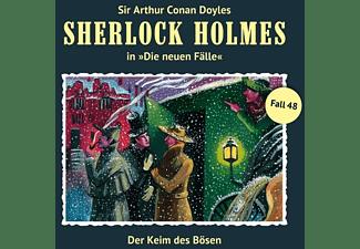 Holmes Sherlock - Der Keim Des Bösen (Neue Fälle 48)  - (CD)