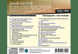 Jimmie Noone - JIMMIE NOONE: THE APEX OF JAZZ CLARINET  - (CD)