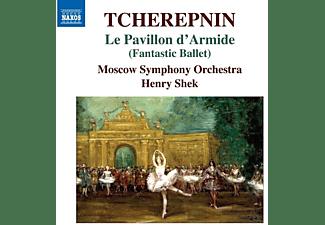 Henry/moscow Symphony Orchestra Shek - LE PAVILLON D'ARMIDE (FANTASTIC BALLET)  - (CD)