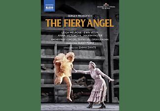 Vesin/Victorova/Paster/Melrose/Pérez/+ - THE FIERY ANGEL  - (DVD)