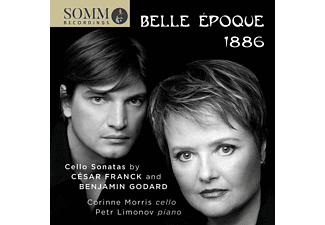 Morris,Corinne/Lilmonov,Petr - Belle epoque 1886  - (CD)