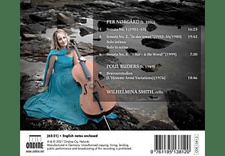 Wilhelmina Smith - Werke für Cello solo  - (CD)
