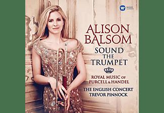 Alison Balsom, The English Concert - Sound the Trumpet  - (Vinyl)