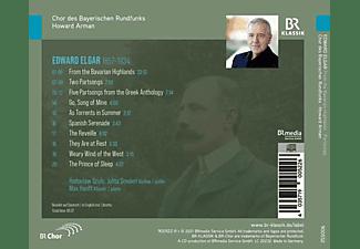 "Hanft/Arman/Chor des Bayerischen Rundfunks/+ - Part-Songs - ""From the Bavarian Highlands""  - (CD)"