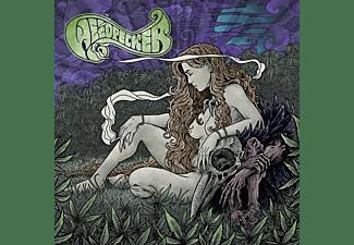 Weedpecker - Weedpecker (Transparent Green)  - (Vinyl)