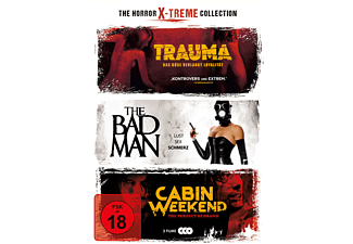 The Horror X-treme Collection DVD
