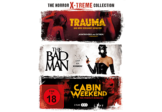 The Horror X-treme Collection Blu-ray
