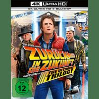 Zurück in die Zukunft - Trilogie 4K Ultra HD Blu-ray + Blu-ray