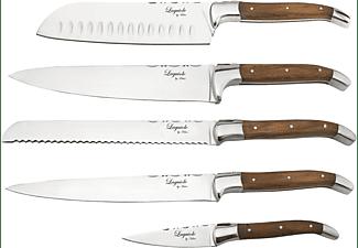 HAWS 30-LG00048  Laguiole Chef Messerblock mit Messern