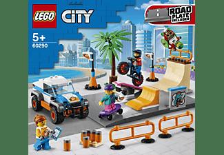 LEGO 60290 Skate Park Bausatz, Mehrfarbig