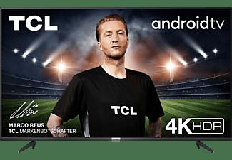 TCL 75 P 618 LED TV (Flat, 75 Zoll / 189 cm, UHD 4K, SMART TV, AndroidTV 9.0)