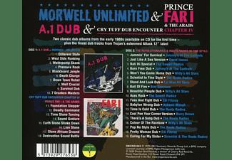 The Morwell Unlimited/prince Far I/arabs - A.1 Dub/Cry Tuff Dub Encounter Chapter IV (2CD)  - (CD)
