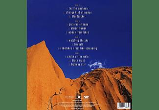 Deep Purple - Total Abandon-Australia '99  - (Vinyl)