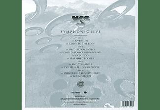 Yes - Symphonic Live  - (Vinyl)