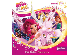 Mia And Me - Mia And Me (39) Das Blüten-Feuerwerk  - (CD)