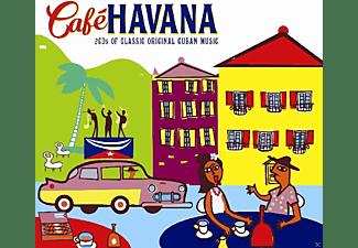 VARIOUS - Cafe Havana  - (CD)