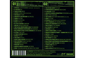 VARIOUS - THUNDERDOME 2020 - HIGH VOLTAGE  - (CD)