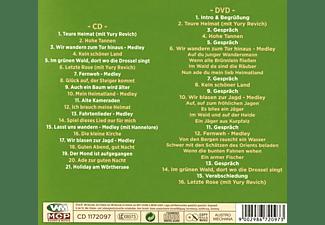 Heino - TEURE HEIMAT-DELUXE EDITION INKL.TV SENDUNG  - (CD + DVD Video)