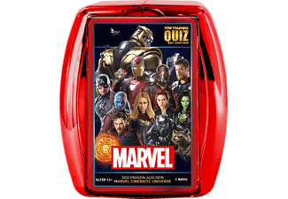 WINNING MOVES Marvel Cinematic Universe Quiz Mehrfarbig