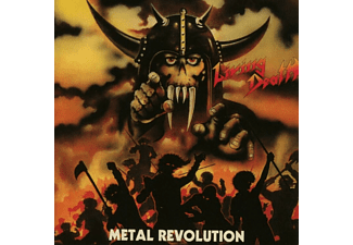 Living Death - METAL REVOLUTION  - (CD)