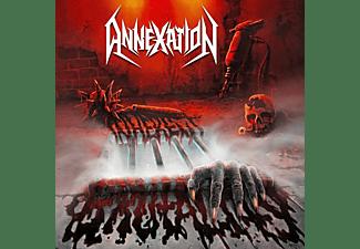 Annexation - Inherent Brutality (Ltd.Red/Black Splatter LP)  - (Vinyl)