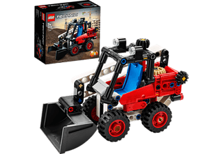 LEGO 42116 Kompaktlader Bausatz, Mehrfarbig
