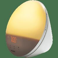 PHILIPS Wake-up Light HF3531/01 mit Licht und Ton, weiß