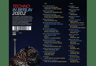 VARIOUS - Techno In Berlin 2020.2  - (CD)