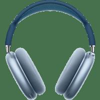 APPLE AirPods Max, Over-ear Kopfhörer Bluetooth Sky Blue