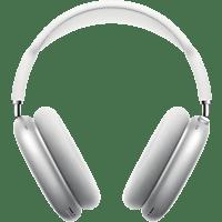 APPLE AirPods Max, Over-ear Kopfhörer Bluetooth Silber
