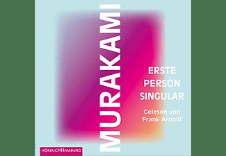 Erste Person Singular  - (CD)