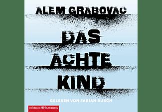 Fabian Busch - Alem Grabovac: Das Achte Kind  - (CD)