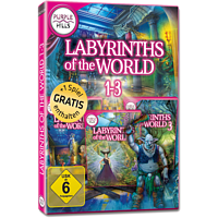 Labyrinths of the World 1-3 - [PC]