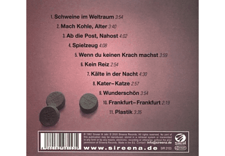 Fee - REZEPTFREI  - (CD)
