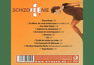 Fee - SCHIZOFEENIE  - (CD)