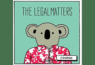 Legal Matters - CONRAD  - (Vinyl)