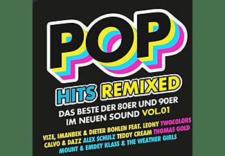 VARIOUS - Pop Hits Remixed Vol.1 [CD]