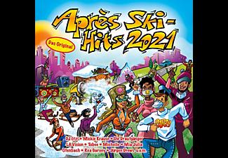 VARIOUS - Apres Ski Hits 2021  - (CD)