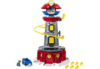 SPIN MASTER PAW Mighty Pups Lifesize Lookout Tower Spielzeugturm Mehrfarbig