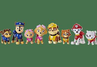 SPIN MASTER PAW Hero Pups Gift Set Core 8 Pack Actionfiguren Mehrfarbig