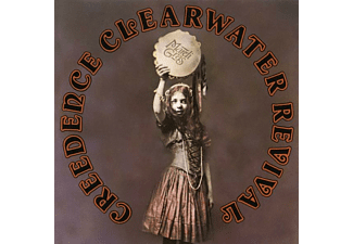 Creedence Clearwater Revival - Mardi Gras (Half Speed Master,Ltd.LP)  - (Vinyl)