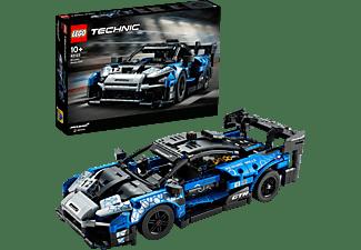 LEGO 42123 McLaren Senna GTR™ Bausatz, Blau/Schwarz